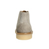 Dámské kožené Desert Boots bata, šedá, 593-2608 - 17