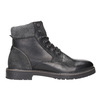 Kožená pánská zimní obuv bata, černá, 894-6689 - 26