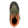 Dětká zimní obuv z kůže weinbrenner-junior, zelená, 493-7612 - 15