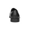 Kožené pánské polobotky vagabond, černá, 824-6026 - 16