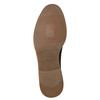 Ležérní kožené polobotky vagabond, černá, 826-6017 - 17