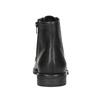 Kožená kotníčková dámská obuv vagabond, černá, 524-6010 - 16