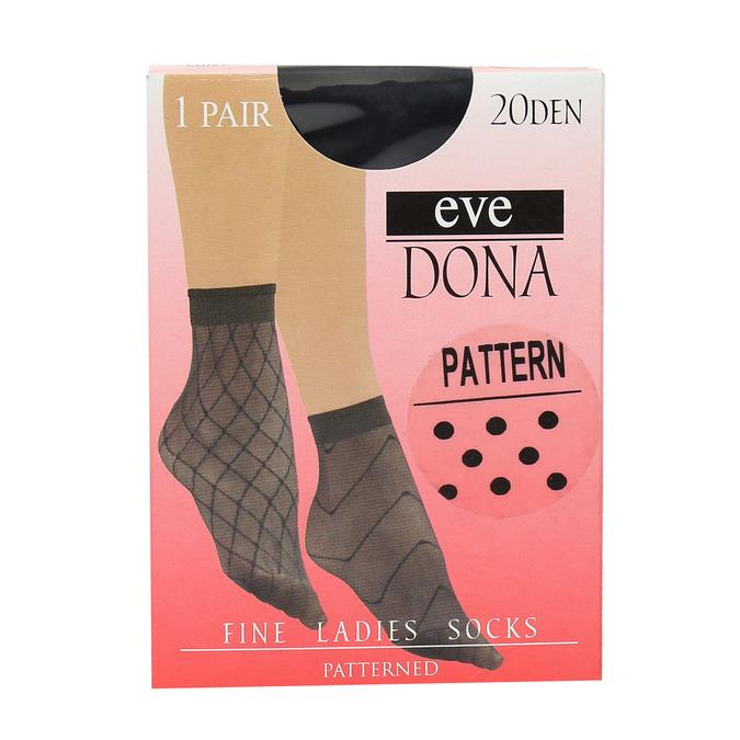 Evona Dámské ponožky se vzorem - Dámské  737a4b1f4d