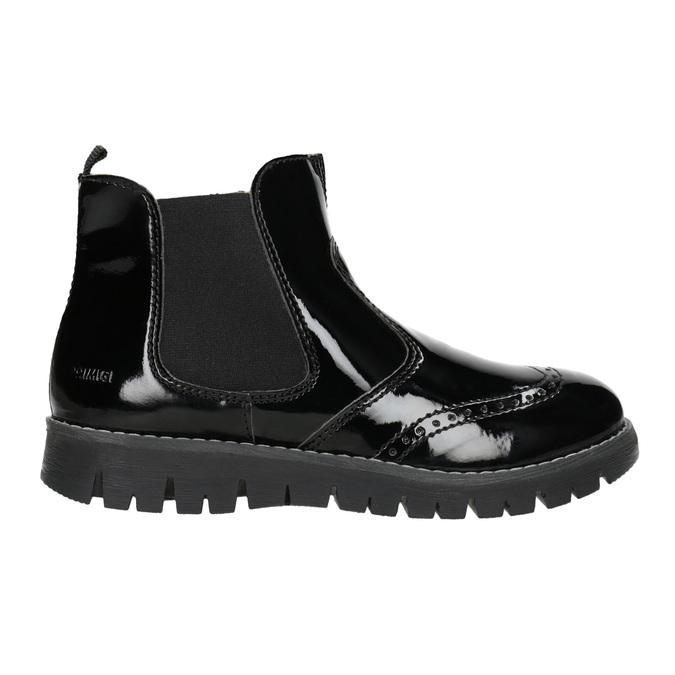 Dětské Chelsea Boots primigi, černá, 428-6007 - 26