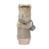 Dětské zimní boty s kožíškem primigi, béžová, 393-8015 - 16