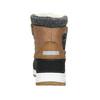 Dětská zimní obuv na suché zipy icepeak, hnědá, 399-3018 - 16