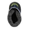 Zimní dětská obuv bubblegummers, modrá, 193-9601 - 26