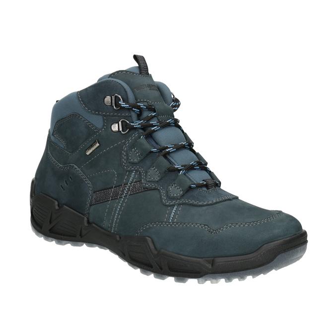 Kožená obuv v Outdoor stylu weinbrenner, modrá, 896-9671 - 13