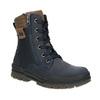 Dětská zimní obuv weinbrenner-junior, modrá, 496-9610 - 13