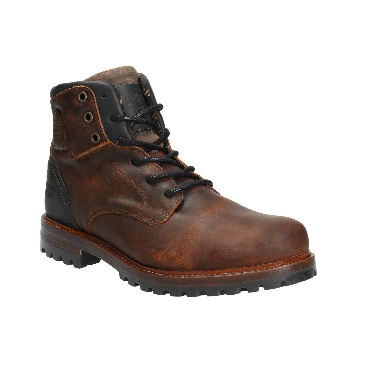 ddfd48c47e Baťa Kožená pánská obuv s masivní podešví - Nadměrné velikosti
