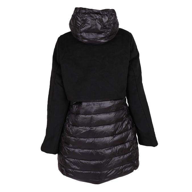Dámská bunda s kapucí bata, černá, 979-6163 - 26