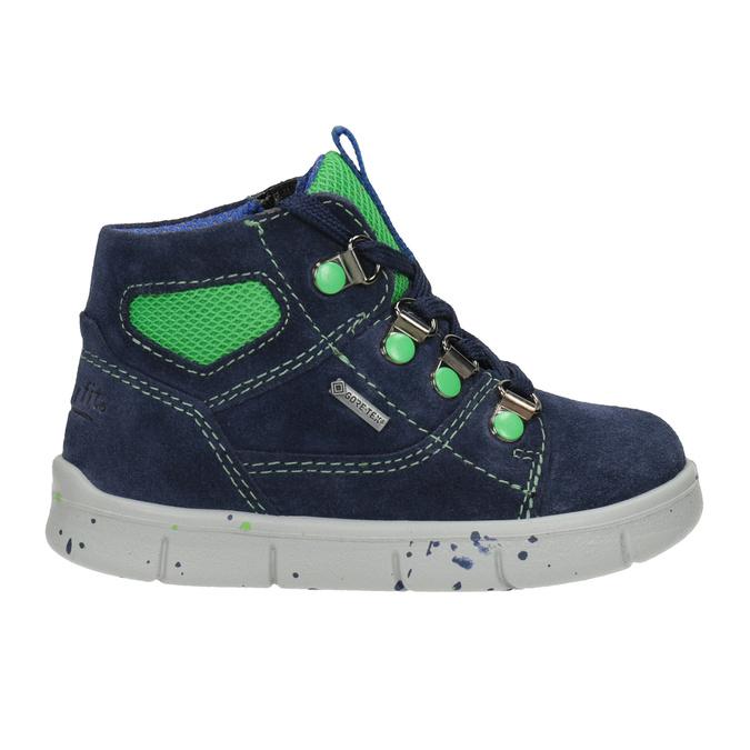 Kotníčková dětská obuv superfit, modrá, 113-9029 - 26