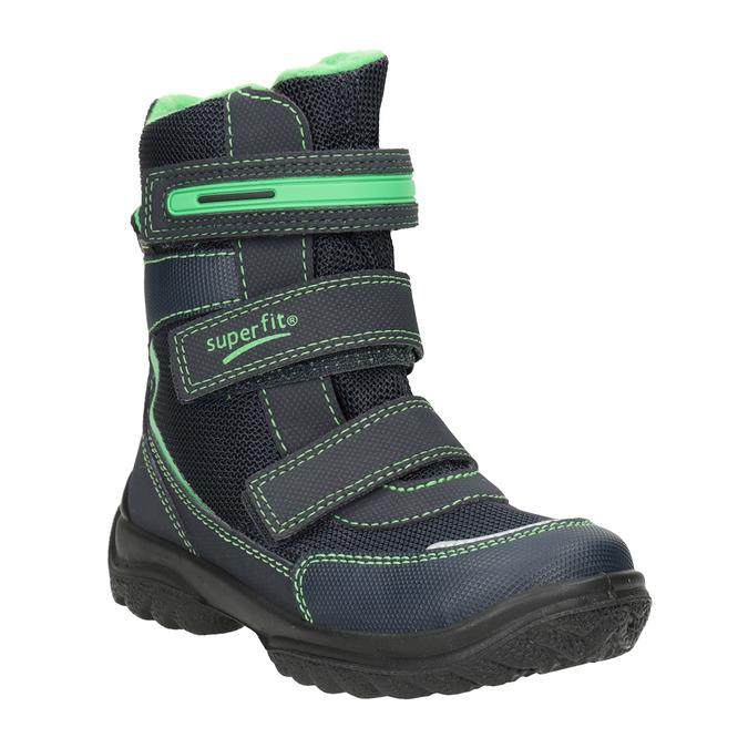 Dětská zimní obuv superfit, modrá, 399-9028 - 13