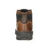 Pánská zimní kožená obuv bata, hnědá, 896-3681 - 16