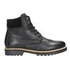 Pánská zimní obuv bata, černá, 894-6692 - 26
