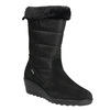 Dámská zimní obuv comfit, černá, 696-6624 - 13