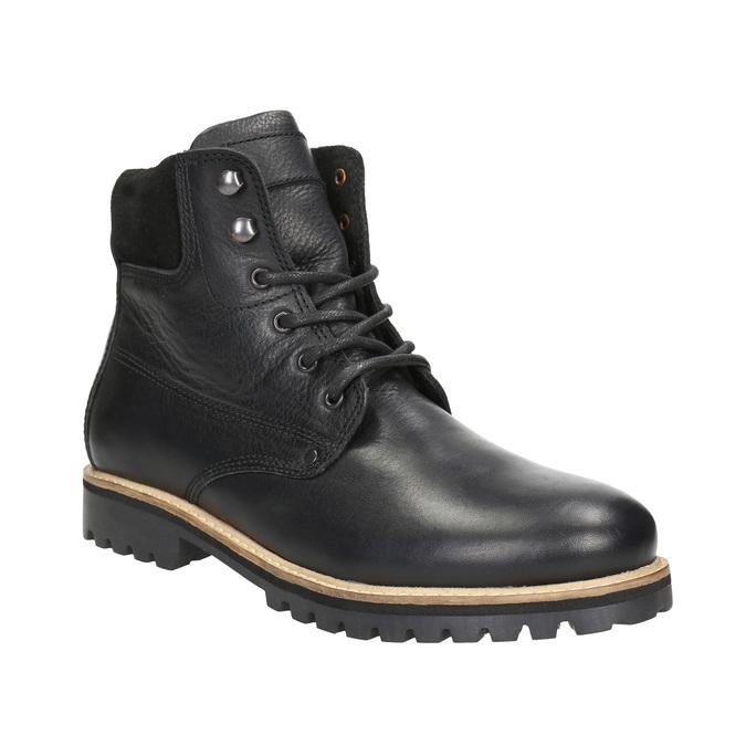 Pánská zimní obuv bata, černá, 894-6692 - 13