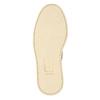 Dámská zimní obuv s kožíškem gant, béžová, 526-8051 - 19