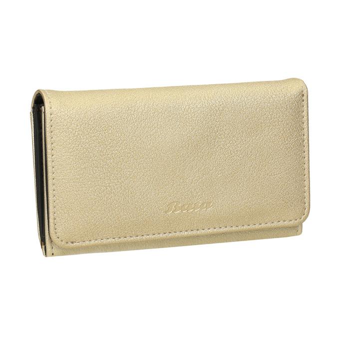 Dámská peněženka se zipovou kapsou bata, 941-8156 - 13