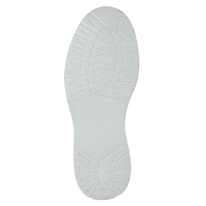 Dámská zimní obuv se zateplením bata, šedá, 596-2684 - 17