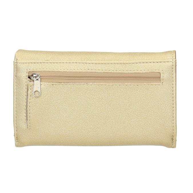 Dámská peněženka se zipovou kapsou bata, 941-8156 - 16