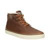 Pánská kožená zimní obuv napapijri, hnědá, 896-3042 - 13
