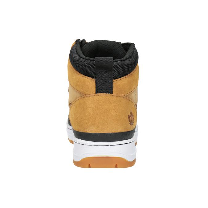 Kotníčková pánská obuv k1x, hnědá, 806-3552 - 16