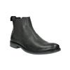 Pánská kožená Chelsea obuv rockport, černá, 896-6039 - 13