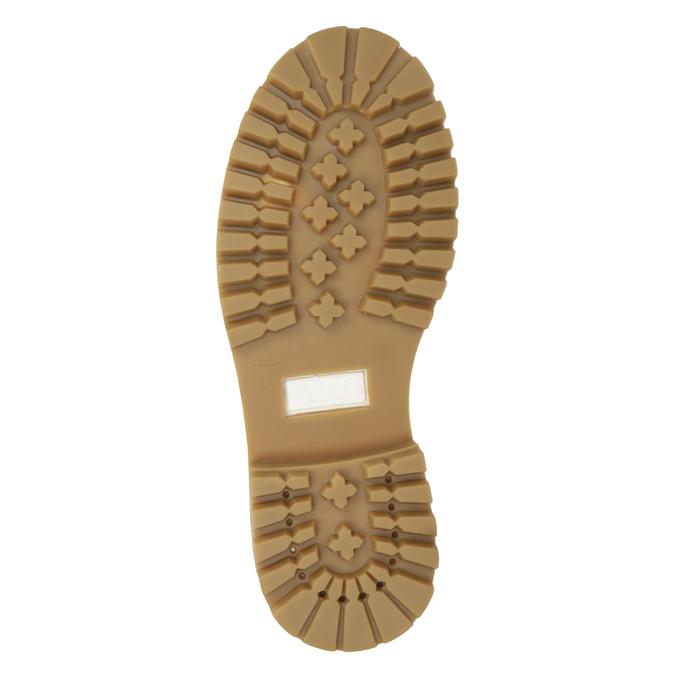Dámská zimní obuv s kožíškem weinbrenner, 596-1668 - 17