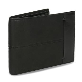 Pánská kožená peněženka bata, černá, 944-6188 - 13