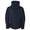 Modrá pánská bunda s kapucí bata, modrá, 979-9130 - 26
