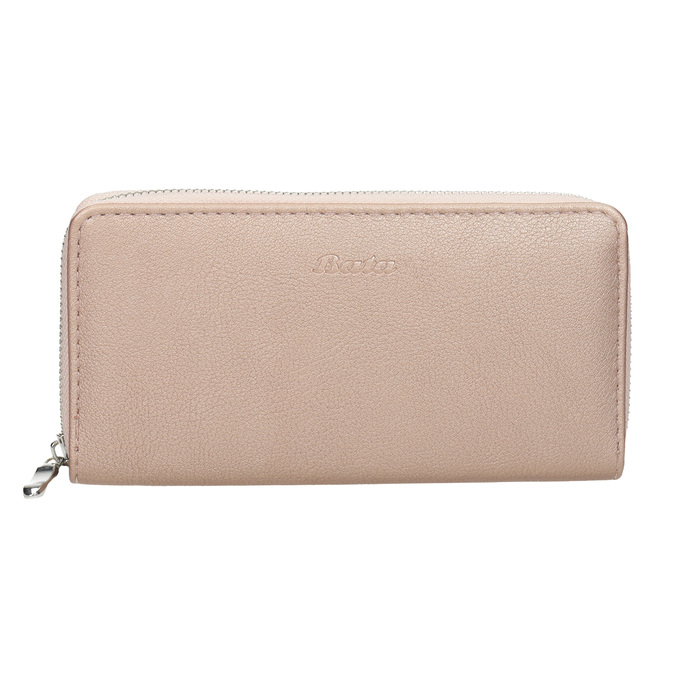 Dámská peněženka růžová bata, růžová, 941-5155 - 26
