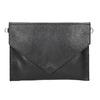 Dámské kožené psaníčko bata, černá, 964-6193 - 17
