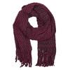 Teplá pletená šála bata, vícebarevné, 909-0636 - 26