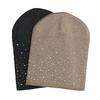 Dámská čepice s kamínky bata, 909-0689 - 13