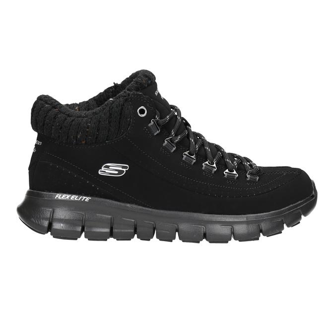 Dámská kotníčková obuv skechers, černá, 501-6314 - 16