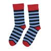 Pánské pruhované ponožky bata, 919-9650 - 26