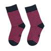 Balení dvou párů dámských ponožek bata, růžová, 919-9653 - 26