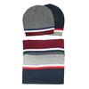 Dárkový set šály a čepice bata, vícebarevné, 909-0157 - 13