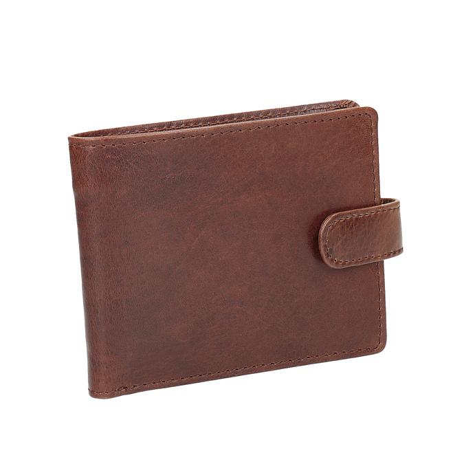 Dárkové balení kožený opasek a peněženka bata, hnědá, 954-3201 - 26