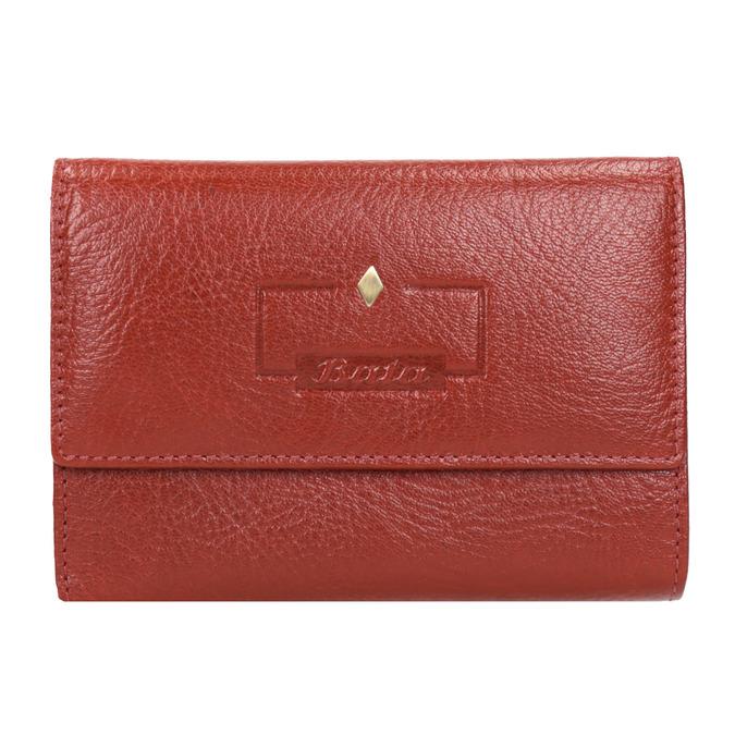 Kožená dámská peněženka bata, červená, 944-5189 - 26