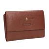 Dámská kožená peněženka bata, hnědá, 944-4189 - 13