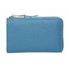 Modrá kožená peněženka bata, modrá, 946-9284 - 26