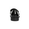 Lakované dámské mokasíny bata, černá, 511-6607 - 15