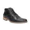 Kotníková pánská obuv bata, černá, 826-6926 - 13