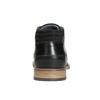 Kotníčková pánská obuv bata, černá, 826-6926 - 16