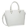 Bílá dámská kabelka bata, bílá, 961-1845 - 13