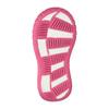 Kotníčková dětská obuv s výšivkou bubblegummers, šedá, 121-2619 - 17