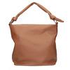 Hnědá dámská Hobo kabelka bata, hnědá, 961-3843 - 26