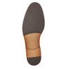 Modré kožené polobotky bata, modrá, 826-9997 - 17